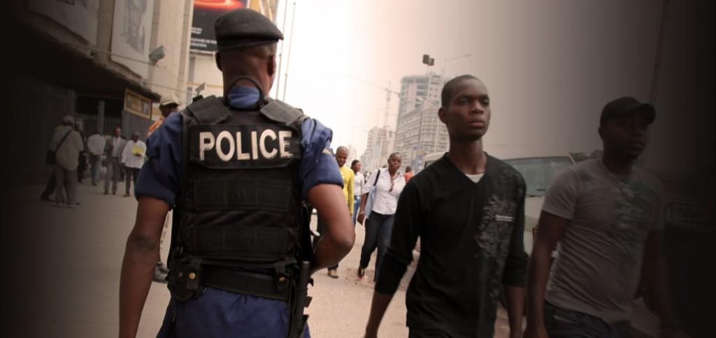 Police Kinshasa