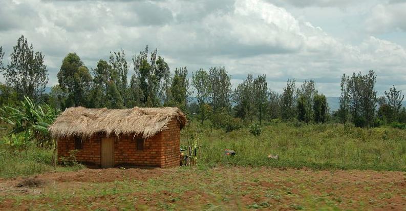 Burundi near Bujumbura