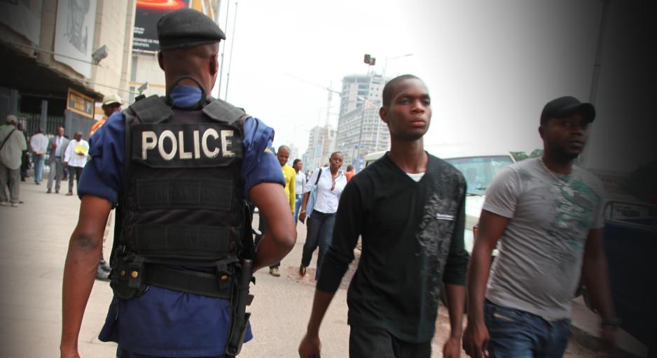 PNC Kinshasa