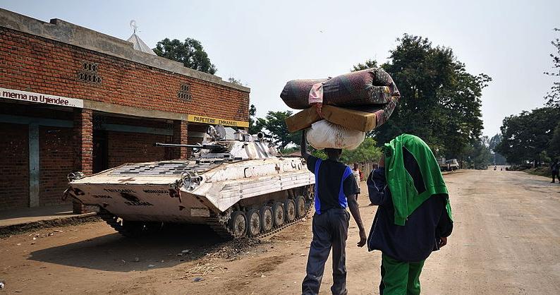 Rutshuru à l'Est de la RDC en juillet 2012 - Licence creative commons - Peter Greste