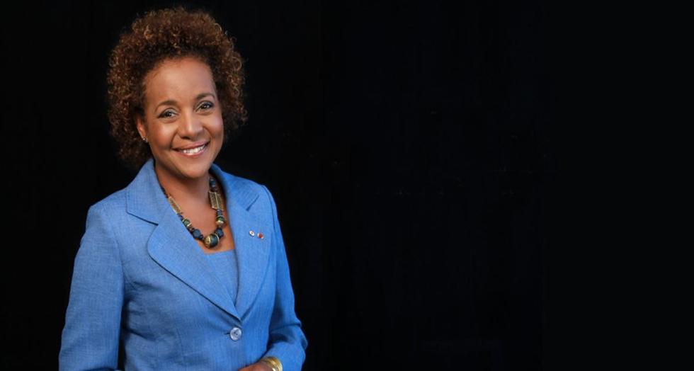 Michaëlle Jean, nouvelle secrétaire générale de l'OIF © DR