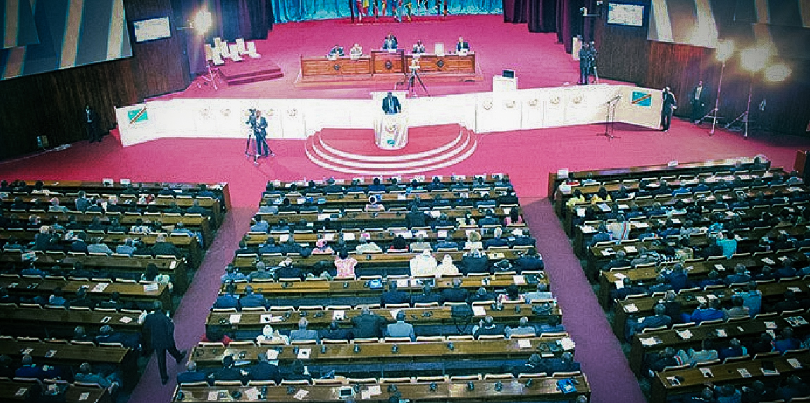 Assemblée nationale salle