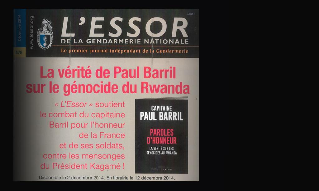 L'eesor P. Barril