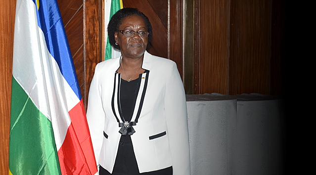 Maire de Bangui