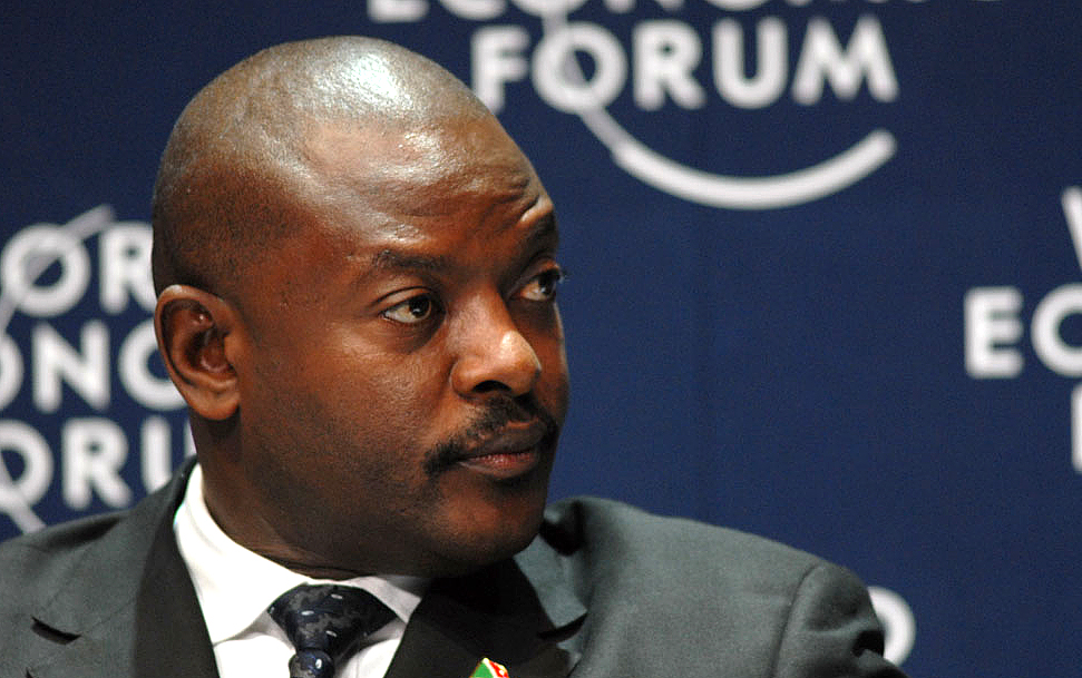 Pierre Nkurunziza World_Economic_Forum_on_Africa_2008_1