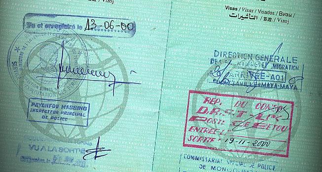 Visa RDC