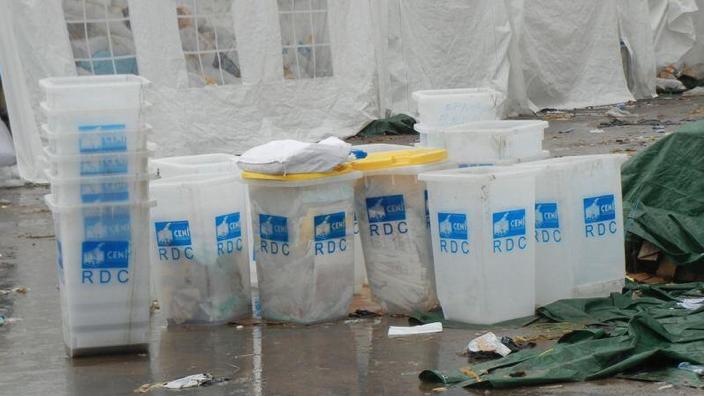 Elections 2011 urnes