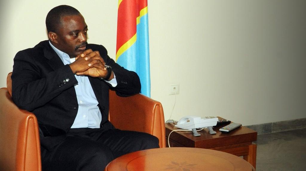 Joseph Kabila en 2013