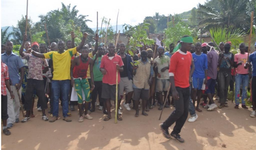 Manifestations Bujumbura 2