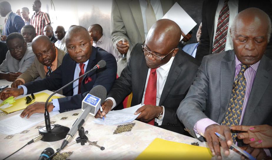 Opposition UNC