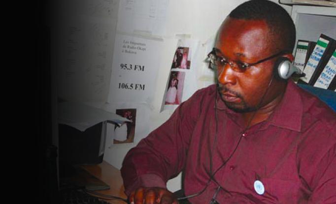 Serge Maheshe