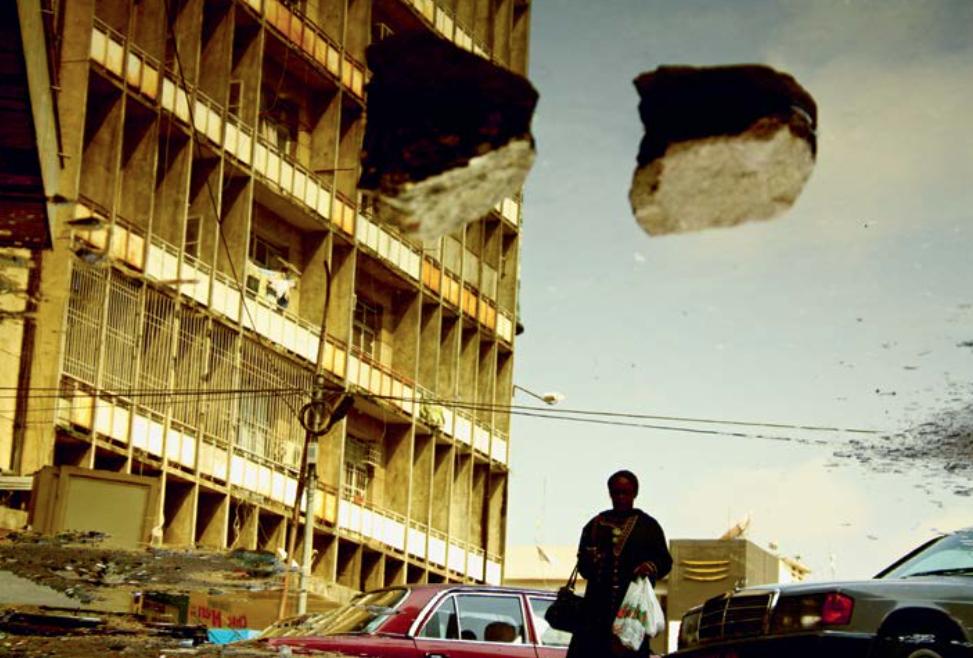 Kiripi Katembo, Subir, série Un regard, 2011