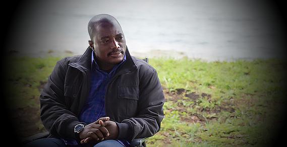 Joseph Kabila MONUSCO:Sylvain Liechti