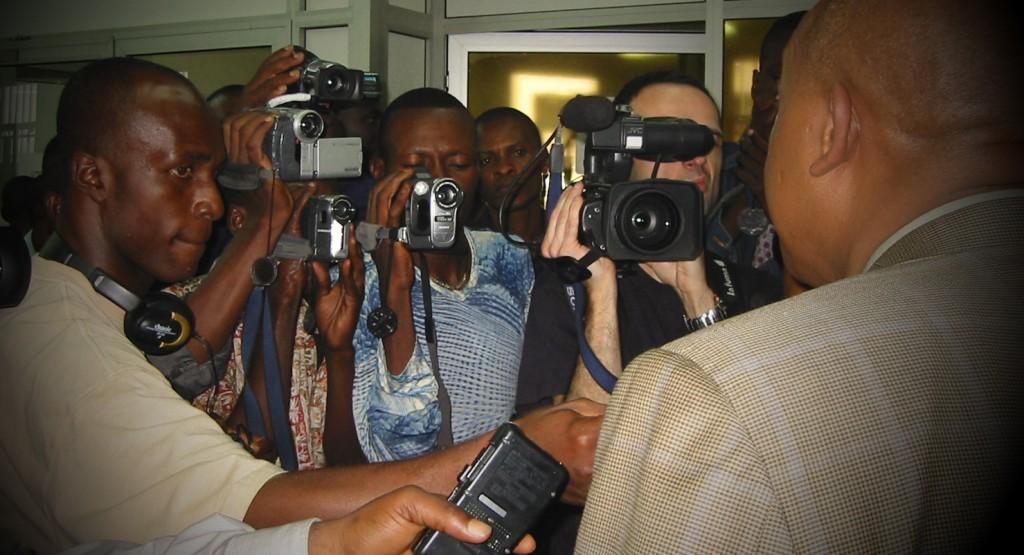 Journalistes liberté de la presse