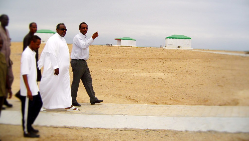 Président Guelleh 2005