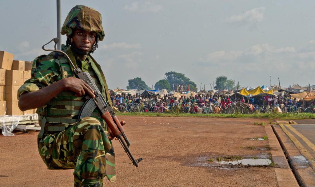 Centrafrique soldat burundais US army africa 2