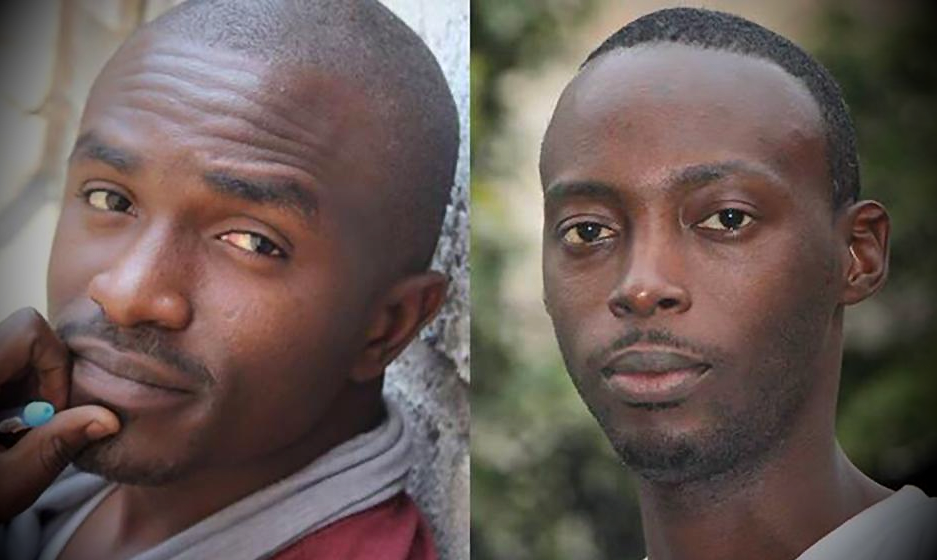 Fredu Bauma et Yves Makwambala Lucha