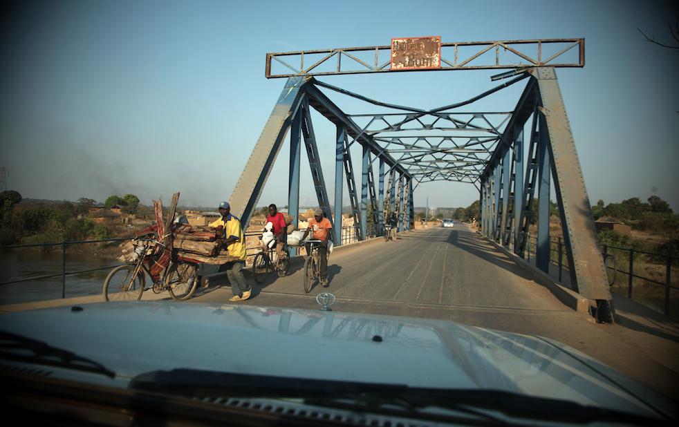 Route du Kantanga