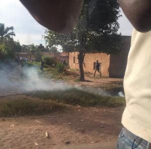 Manifestation Lubumbashi 2404abel august amundala