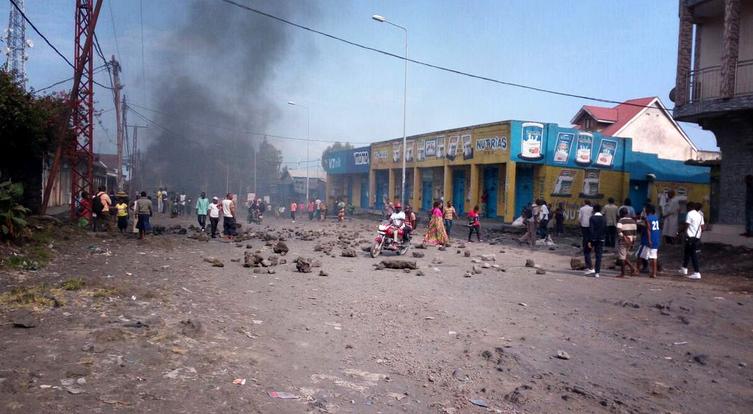 Manifestation Kinshasa 26 mai 2016 2