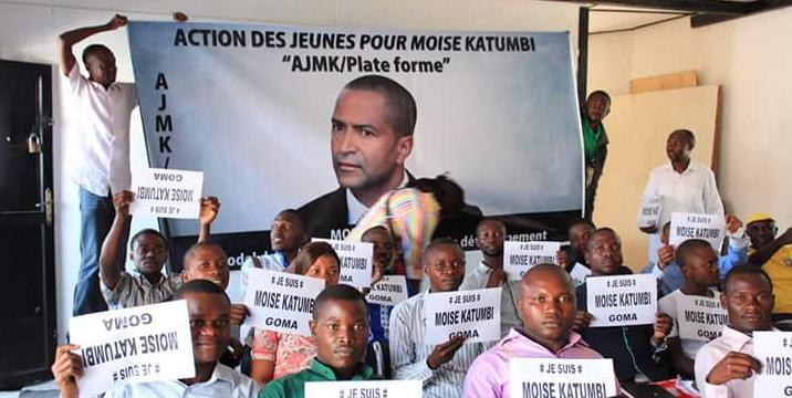 Partisans de Moïse Katumbi