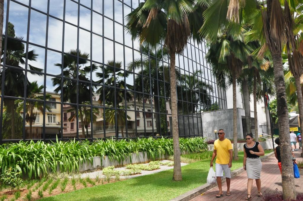 Seychelles Banque centrale