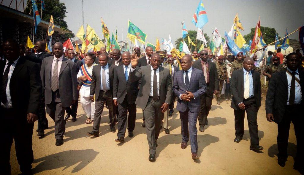 Joseph Kabila à Kananga en juillet 2016 3
