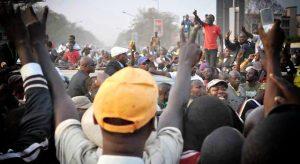 Retour de Tshisekedi Raoùl Trésor Mutombo
