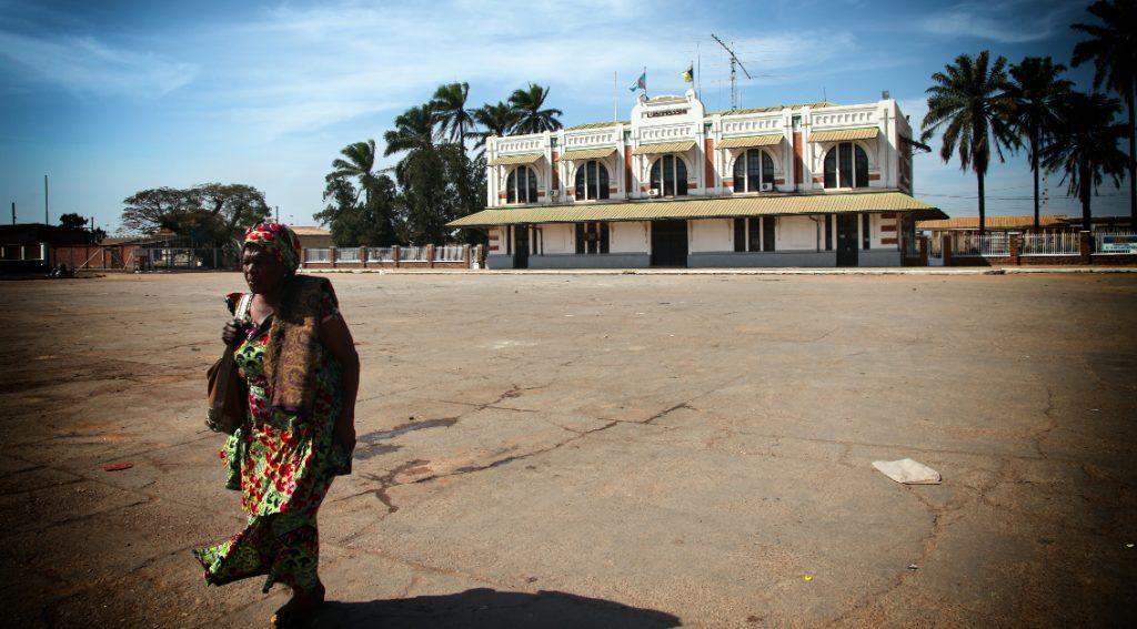 Gare de Lubumbashi