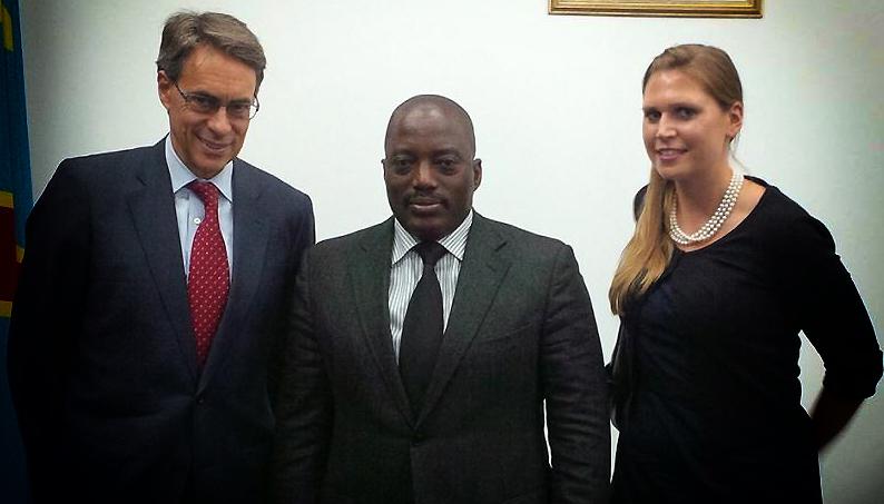 Ida Sawyer Kabila