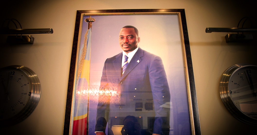 Kabila portrait officiel