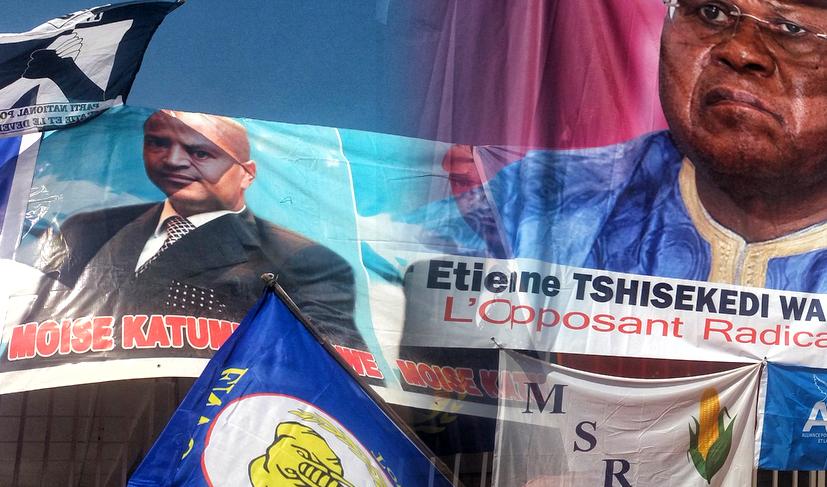 Katumbi Tshisekedi affiche 2016 2