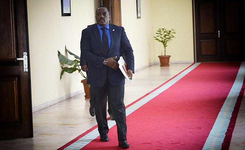 Joseph Kabila 100 copie