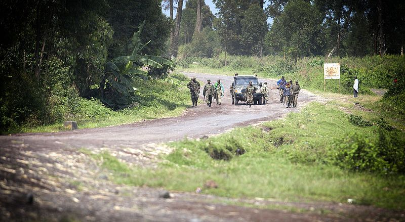 M23 March 2013. © MONUSCO:Sylvain Liechti